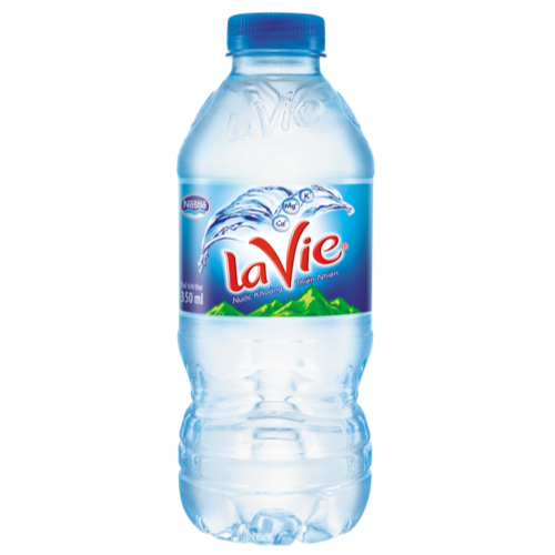 Nước suối LaVie 350ml